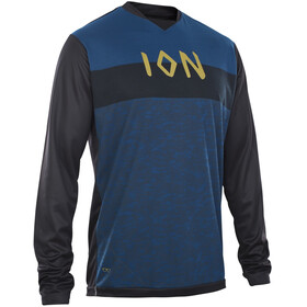 ION Scrub AMP LS Tee Men ocean blue